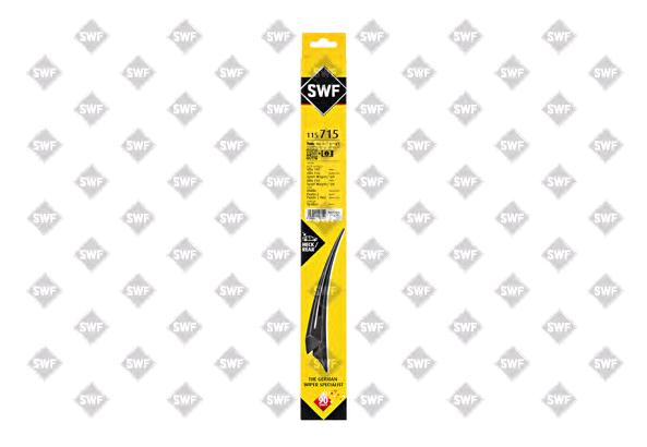 Gommino spazzola tergicristallo 115715 SWF 115715 di qualità originale