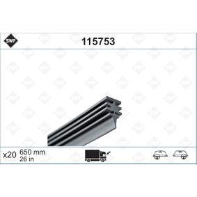 SWF  115753 Wiper Blade Rubber