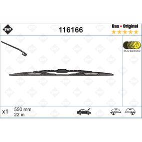 Wiper Blade 116166 PANDA (169) 1.2 MY 2014