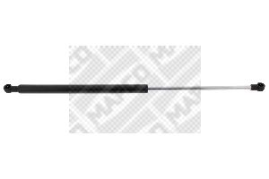 MAPCO  91224 Gas Spring, boot- / cargo area Length: 502mm, Stroke: 205mm, Length: 502mm