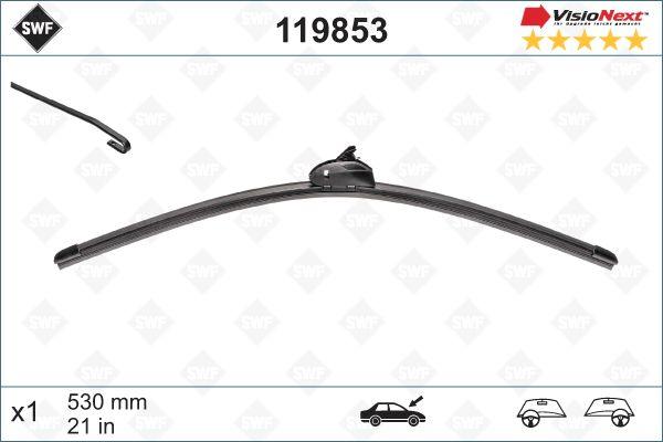 Scheibenwischer 119853 SWF 119853 in Original Qualität