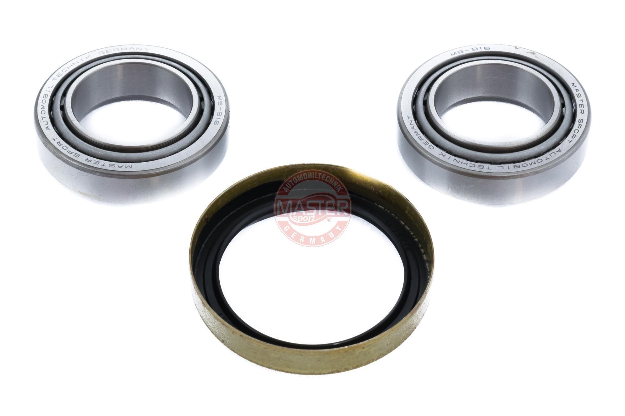 Wheel Hub Bearing 916-SET-MS MASTER-SPORT 190009161 original quality