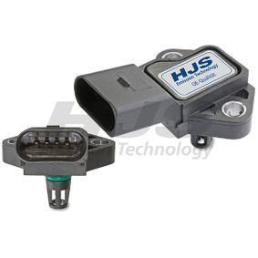 Snímač, plnicí tlak 92 09 5050 Octa6a 2 Combi (1Z5) 1.6 TDI rok 2012