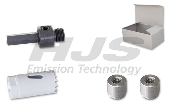 Sortiment, Ruß- / Partikelfilter-Reparatur HJS 92 10 1080 4012588412324