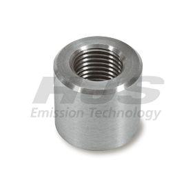 Einschweißgewinde, Abgastemperatursensor mit OEM-Nummer 18307806413