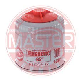 Filtre à huile Ø: 93mm, Diamètre extérieur 2: 71mm, Diamètre intérieur 2: 62mm, Hauteur: 95mm avec OEM numéro 9975161