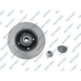 Bremsscheibe Felge: 4-loch, Ø: 240mm mit OEM-Nummer 7701207823SK