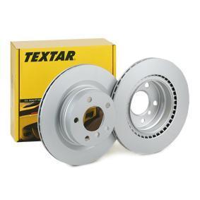 TEXTAR PRO 92257203 Bremsscheibe Bremsscheibendicke: 19,9mm, Ø: 300mm