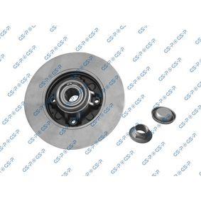 Bremsscheibe Felge: 4-loch, Ø: 249mm mit OEM-Nummer 4249 65