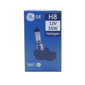 Bulb, spotlight H8, 35W, 12V 92563 MERCEDES-BENZ M-Class (W163)