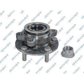 Wheel Bearing Kit 9329006K JUKE (F15) 1.5 dCi MY 2015