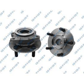 Wheel Bearing Kit Ø: 136mm with OEM Number 4020 2JG 01B