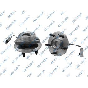 GSP  9330010 Radlagersatz Ø: 151mm