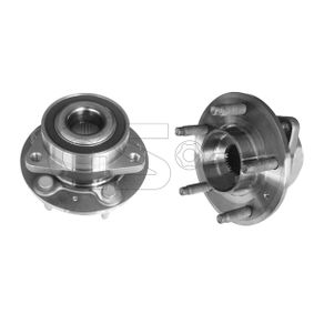 Wheel Bearing Kit Ø: 146mm with OEM Number 13 502 829