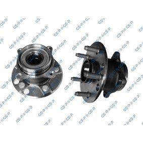 GSP  9330020 Radlagersatz Ø: 155mm