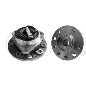 Wheel Bearing Kit Ø: 137mm with OEM Number 93 178652