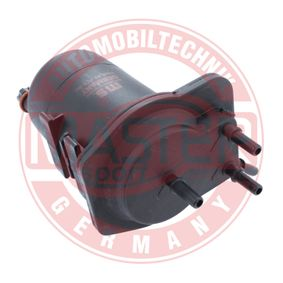 Fuel filter Height: 184mm with OEM Number 16401 00Q0D