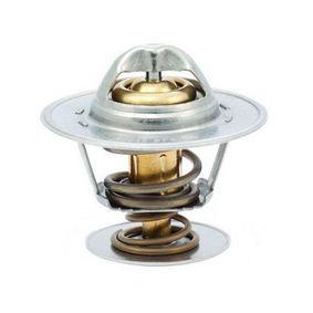 Thermostat, Kühlmittel mit OEM-Nummer 95VW8575CA