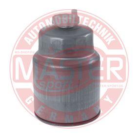 Kraftstofffilter Höhe: 130mm mit OEM-Nummer 1640 37F 40B