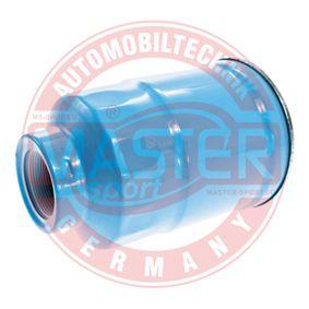 Kraftstofffilter Höhe: 155mm mit OEM-Nummer 1640 359 E00