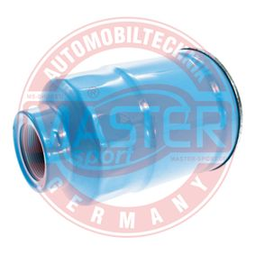 Fuel filter Height: 155mm with OEM Number 16403-4U11A