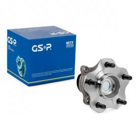 2011 Nissan Qashqai j10 1.5 dCi Wheel Bearing Kit 9400161