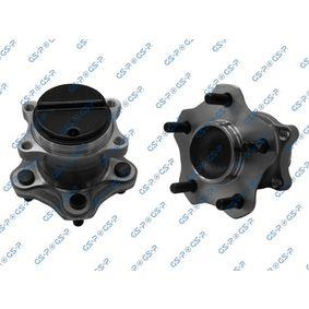 Wheel Bearing Kit 9400194 JUKE (F15) 1.5 dCi MY 2017