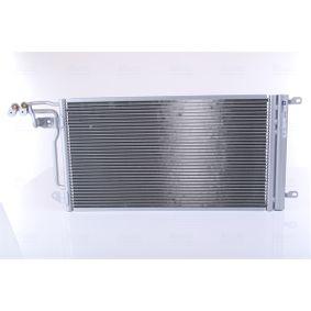 Kondensator, Klimaanlage Netzmaße: 608 x 312 x 16 mm mit OEM-Nummer 6C0816411C