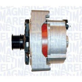 Lichtmaschine Rippenanzahl: 6 mit OEM-Nummer A007 154 68 02