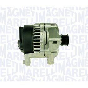 Lichtmaschine Rippenanzahl: 6 mit OEM-Nummer 12-31-1-432-986