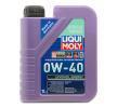 Купете евтино Авто масла LIQUI MOLY SAE-0W-40 онлайн - EAN: 4100420095146