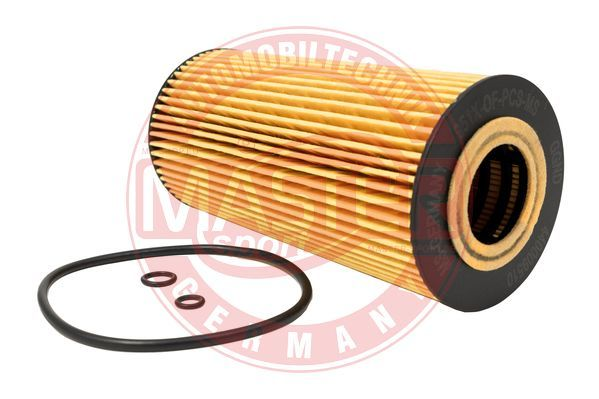 MASTER-SPORT  951X-OF-PCS-MS Ölfilter Ø: 83mm, Innendurchmesser: 36mm, Innendurchmesser 2: 36mm, Höhe: 169mm