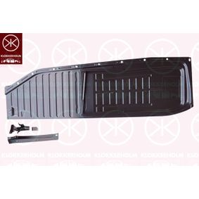 Kühler, Motorkühlung Netzmaße: 650 X 445 X 32 mit OEM-Nummer 3C0 121 253K