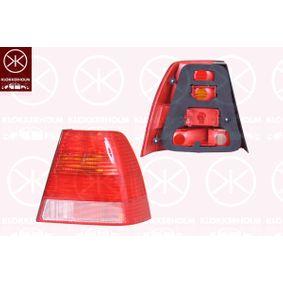 Heckleuchte weiß/rot mit OEM-Nummer 1J5 945 096AB