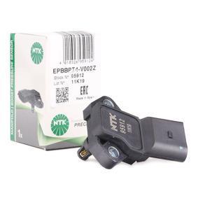 Senzor tlaku sacího potrubí 95912 Octa6a 2 Combi (1Z5) 1.6 TDI rok 2012