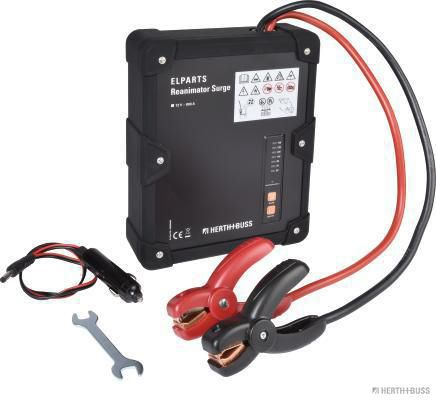 HERTH+BUSS ELPARTS  95980800 Car jump starter Voltage: 12V