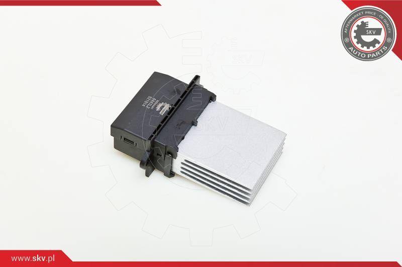 Gebläsewiderstand 95SKV003 ESEN SKV 95SKV003 in Original Qualität