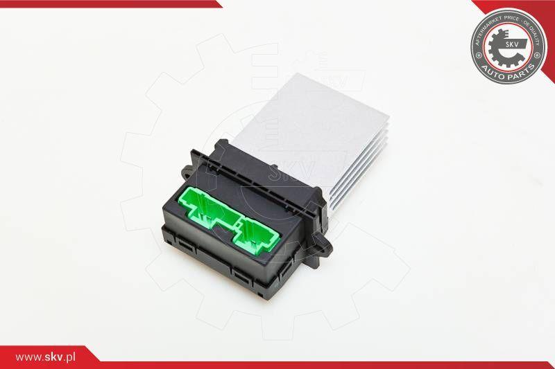 Vorwiderstand Gebläse ESEN SKV 95SKV003 Bewertung