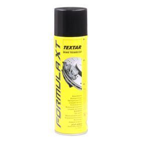 TEXTAR препарат за почистване на спирачки / съединител 96000200