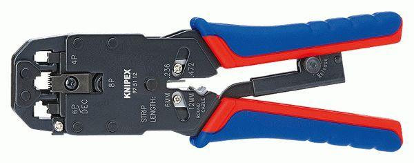 Crimpzange 97 51 12 KNIPEX 97 51 12 in Original Qualität