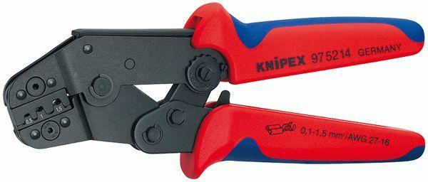 Crimpzange 97 52 14 KNIPEX 97 52 14 in Original Qualität