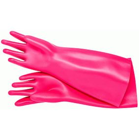 Rubber gloves 986541