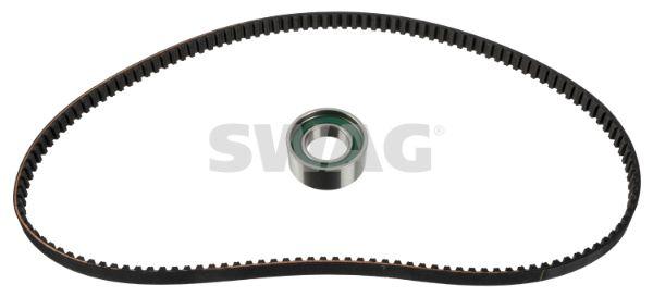 SWAG  99 02 0040 Juego de correas dentadas Ancho: 15,0mm