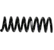 Coil springs MERCEDES-BENZ C-Class Saloon (W204) 2012 year 10560839 SACHS