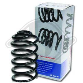 Amortiguador Long.: 450mm con OEM número 2D0513029P