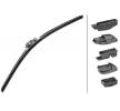 HELLA Cleantech vorne, 450mm, Rahmenlos 9XW358053181