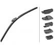 Viskerblade SUZUKI SWIFT 3 (MZ, EZ) 2012 byggeår WBU21 HELLA foran, 530mm, Rammeløs