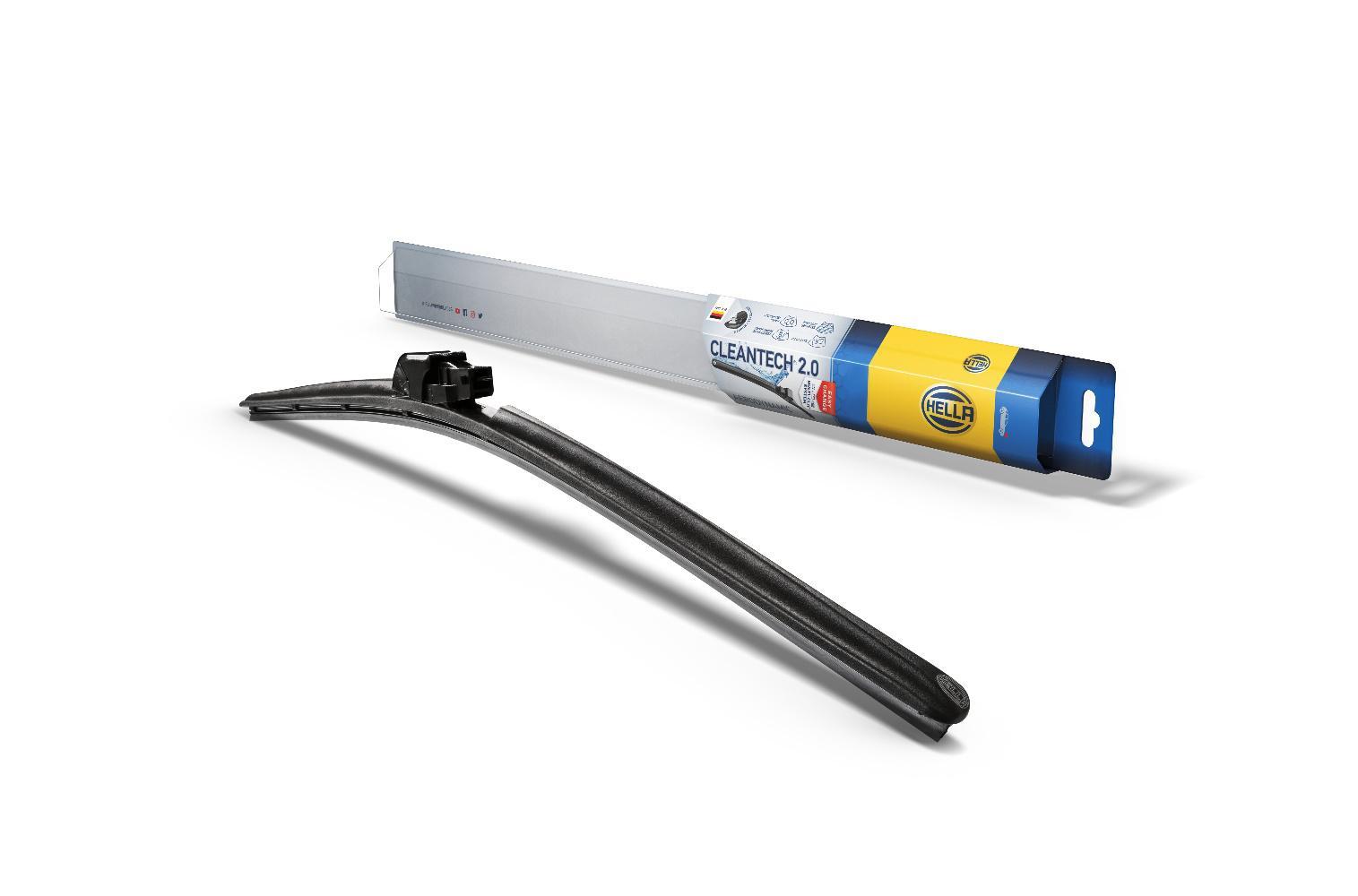 HELLA  9XW 358 061-141 Wiper Blade Left-/right-hand drive vehicles: for right-hand drive vehicles