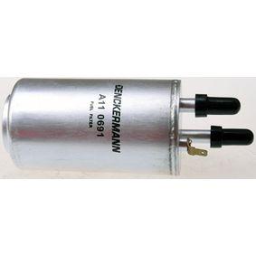 Kraftstofffilter Höhe: 140mm mit OEM-Nummer 30 792 046