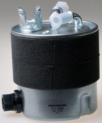 DENCKERMANN  A110694 Fuel filter Height: 99mm